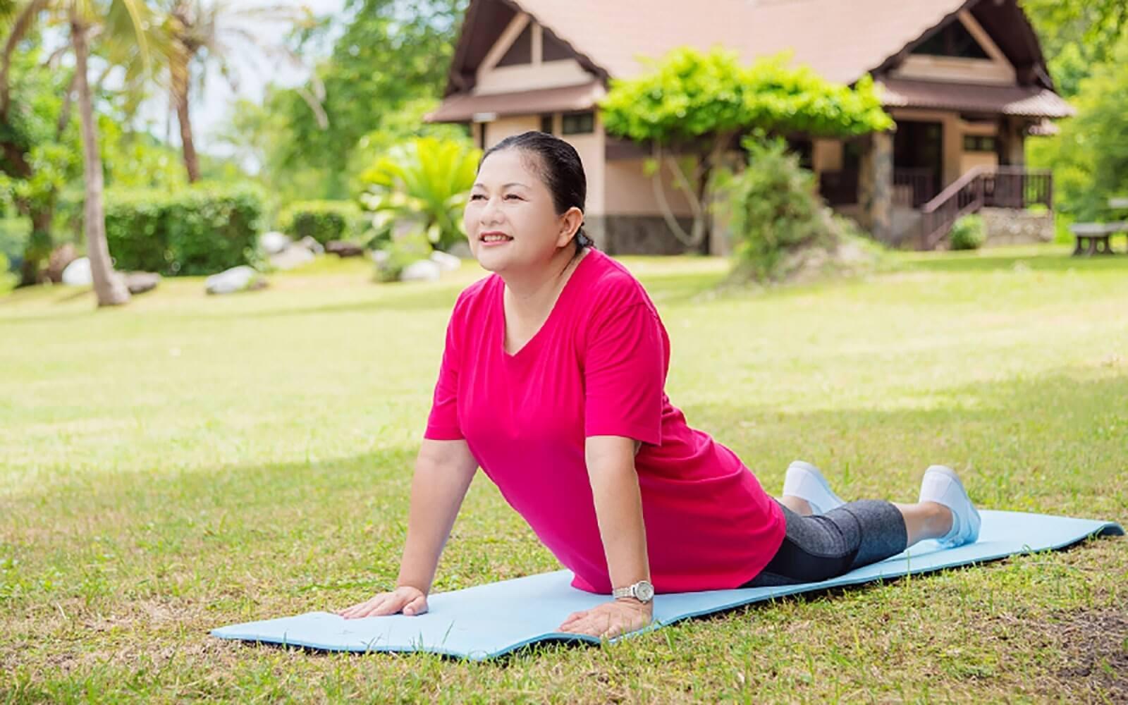 Pose Yoga Terbaik untuk Diabetes