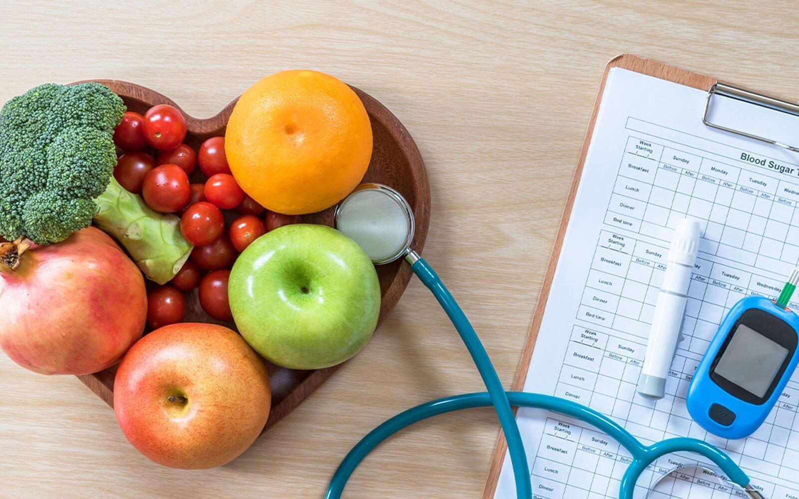 Diabetesi Harus Memenuhi 5 Nutrisi Penting Ini