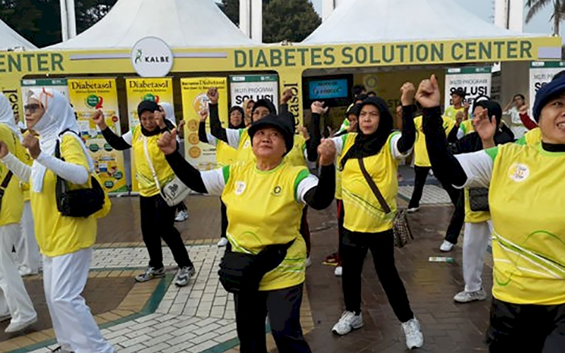 World Diabetes Day: Women, Sports and Diet