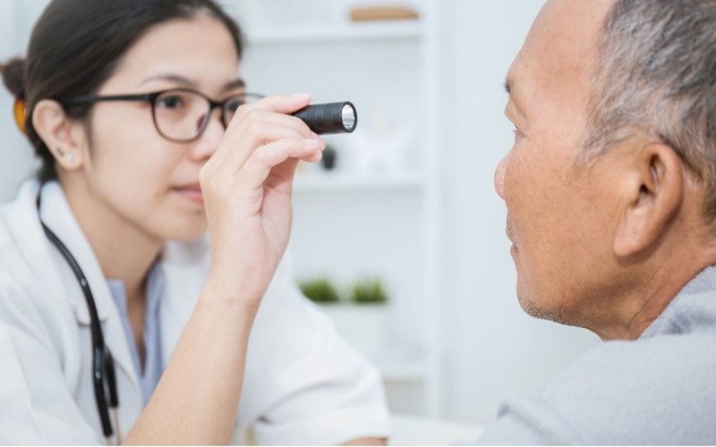 How to Prevent Diabetes Related Sight Problems