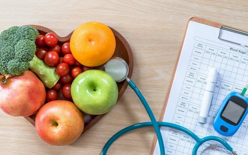 Diabetics Should Fulfill These 5 Important Nutrients