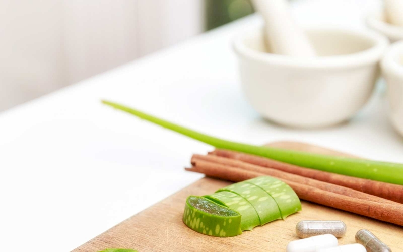 Nine Popular Herbal Products for Diabetes Therapy